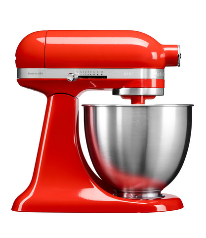 KitchenAid NEW 3.5 Quart Tilt Head Mini-Mixer