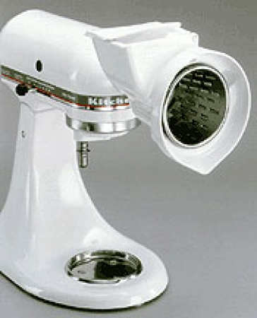 Kitchenaid Attachments Cheese Grater and vegetable slicer and shredder