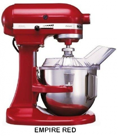 Kitchenaid Heavy Duty Deluxe 5 Qt Lift Bowl Model